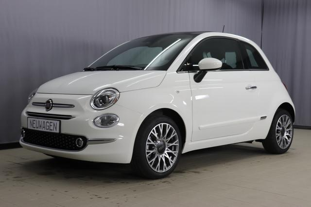 Fiat 500 Star Sie sparen 7.615 Euro 1,2 Glasdach, ..., Jahr 2019, Benzin