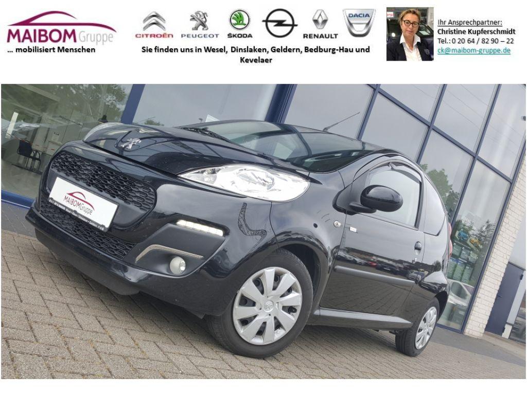Peugeot 107 68 Style *Klimaanlage* Radio*, Jahr 2014, Benzin