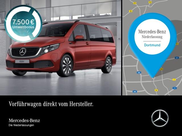 Mercedes-Benz EQV 300 Lang Distronic PTS Sitzheizung Tempomat, Jahr 2020, Elektro