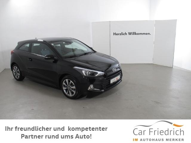 Hyundai i20 Coupe 1.4 Trend, Jahr 2015, Benzin