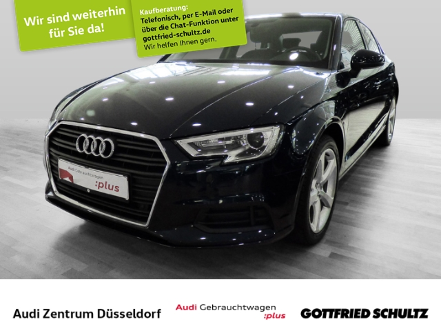 Audi A3 Limousine 2.0 TDI S-tronic, Jahr 2018, Diesel