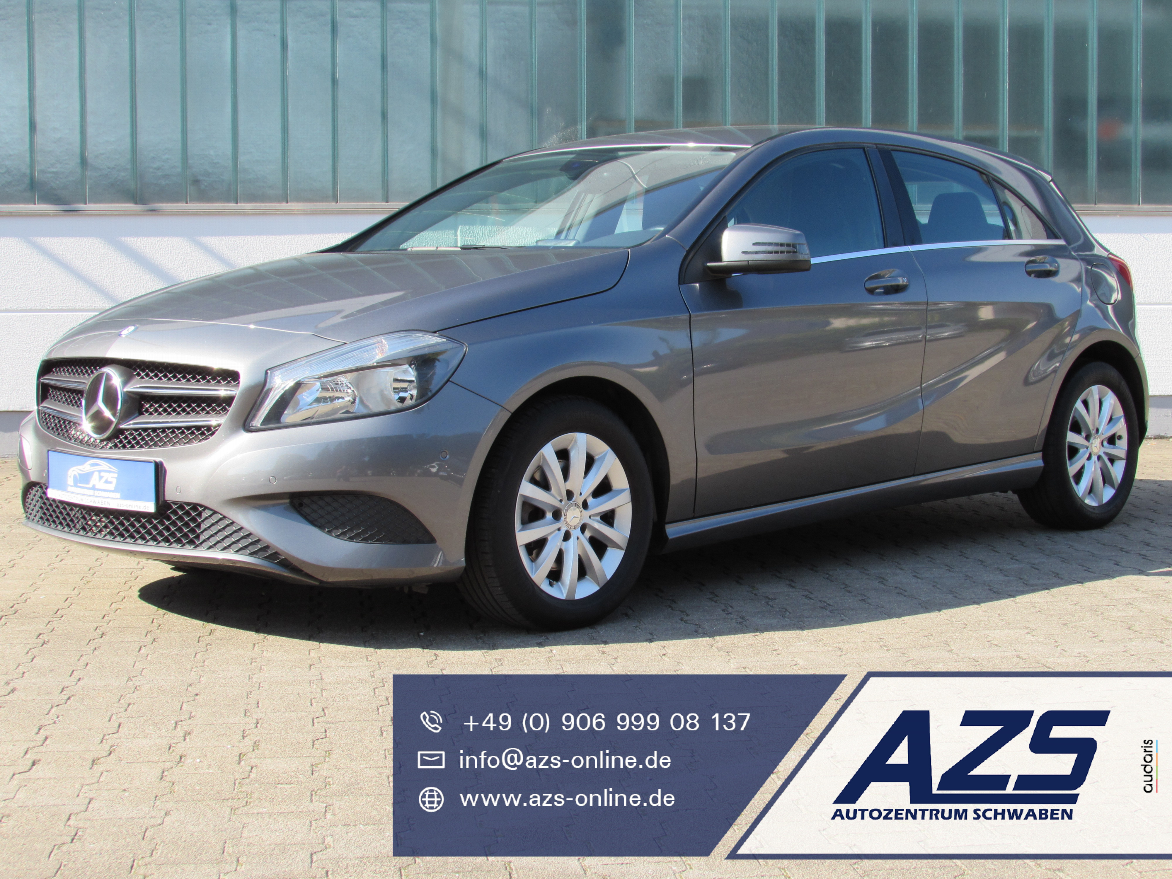 Mercedes-Benz A 200 | Navi | Parkhilfe | ALU | ab 1,99% |, Jahr 2013, Benzin