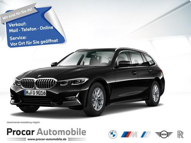 BMW 320d Tour Luxury Aut. Panorama LEAS ab 399,.-Euro, Jahr 2020, Diesel