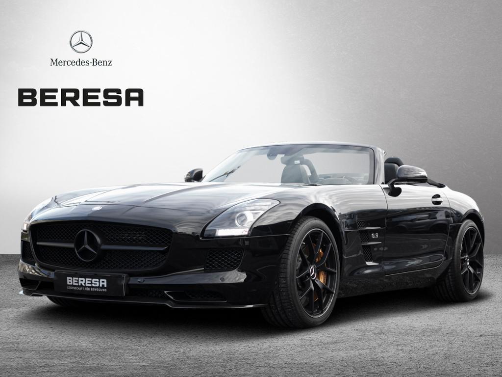 Mercedes-Benz SLS AMG GT Roadster Final Edition *only 60 km*, Jahr 2014, Benzin