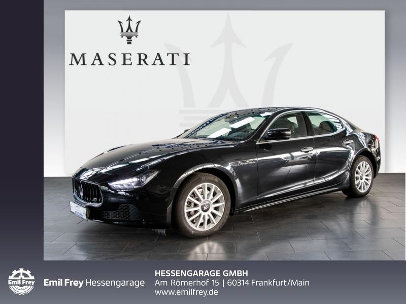 Maserati Ghibli Aut Naturleder Navi Xenon 1.Hand, Jahr 2016, Diesel