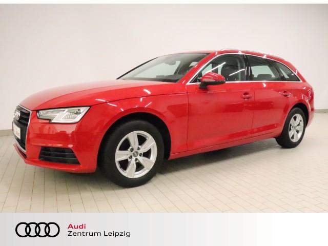 Audi A4 Avant 2.0 TDI basis *Audi pre sense city*, Jahr 2016, Diesel