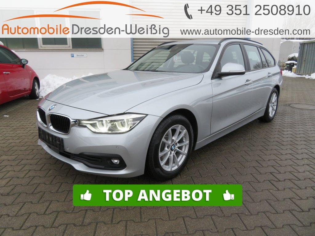 BMW 320 d Touring Efficient Dynamics Advantage*ACC*, Jahr 2018, Diesel