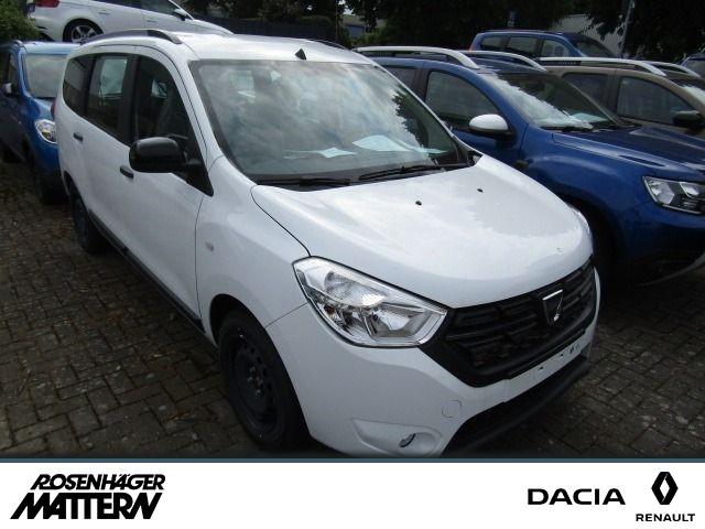 Dacia Lodgy Comfort TCe 100, Jahr 2021, Benzin