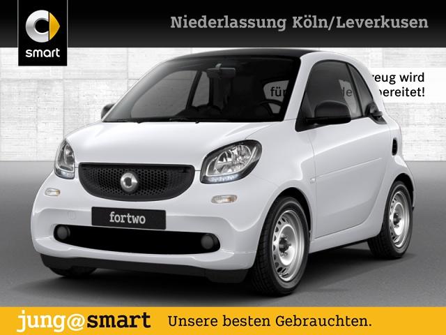 smart fortwo coupé cool&Audio Direktlenkung Tempom, Jahr 2015, Benzin