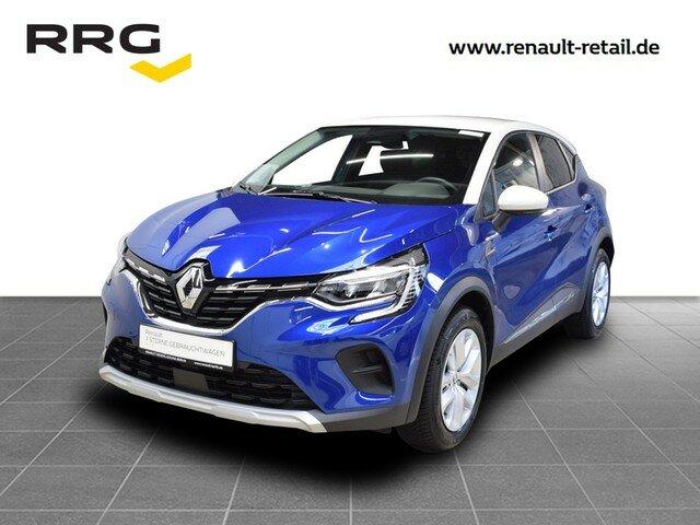 Renault CAPTUR 2 1.0 TCE 100 EXPERIENCE, Jahr 2020, Benzin
