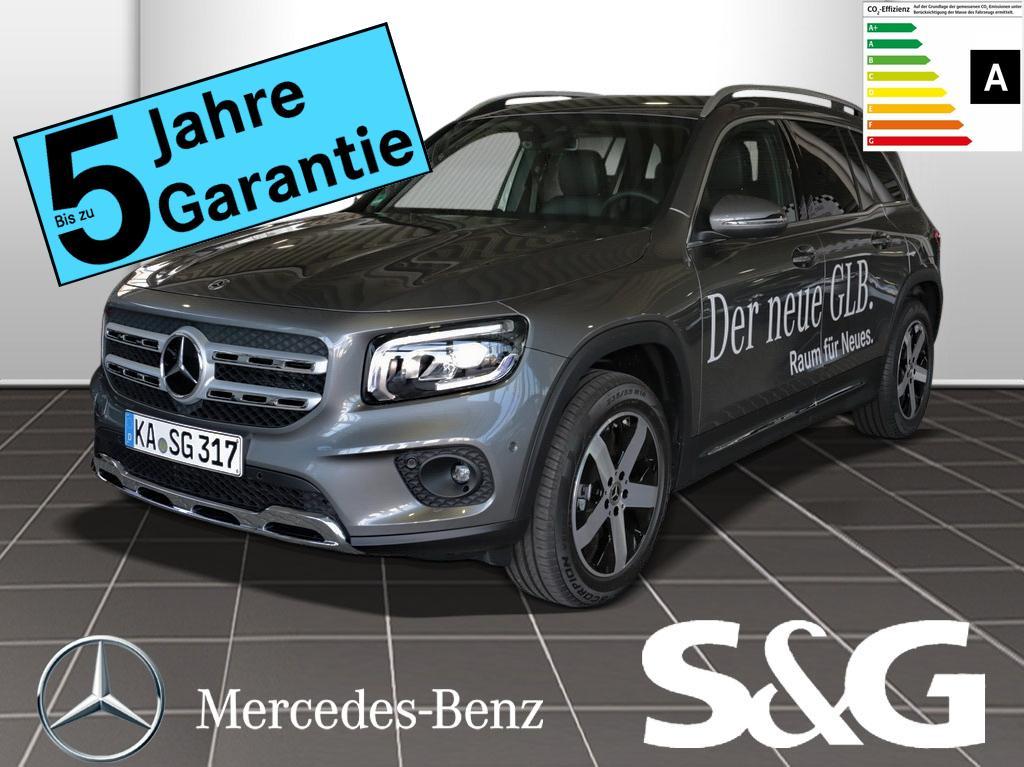 Mercedes-Benz GLB 200 d PROGRESSIVE PremiumNavi/LED/Fahrassist, Jahr 2019, diesel