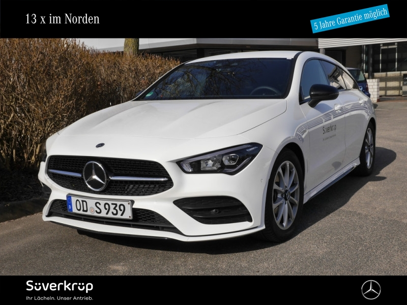 Mercedes-Benz CLA 180 Shooting Brake finanzieren