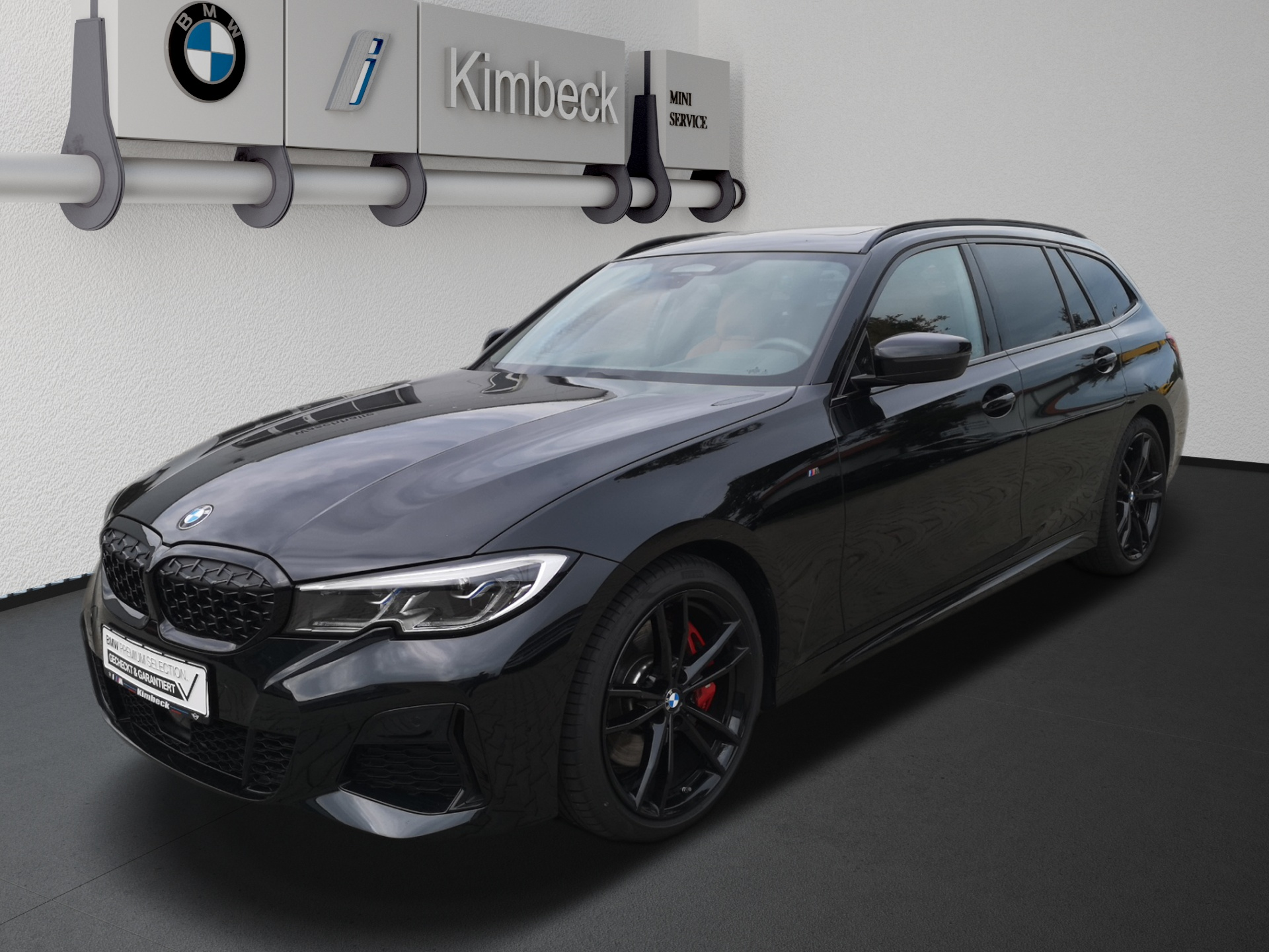 BMW M340i xDrive Touring ACC Panorama Standheizung, Jahr 2020, Benzin