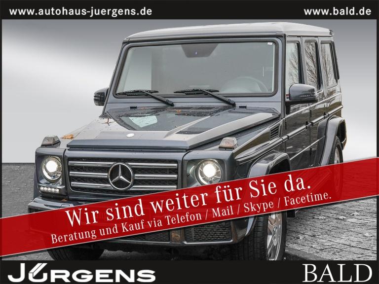 Mercedes-Benz G 350 d Comand/Park-Assist/Rückfahrkamera/SHZ, Jahr 2016, Diesel