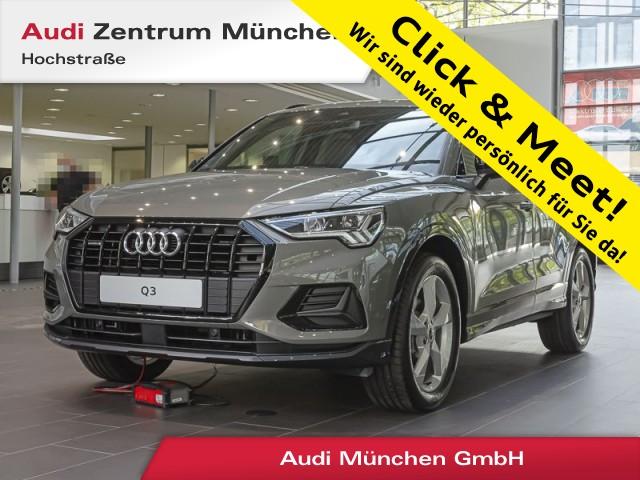 Audi Q3 35 TDI qu. S line Virtual LED Navi Leder R-Kamera S tronic, Jahr 2020, Diesel