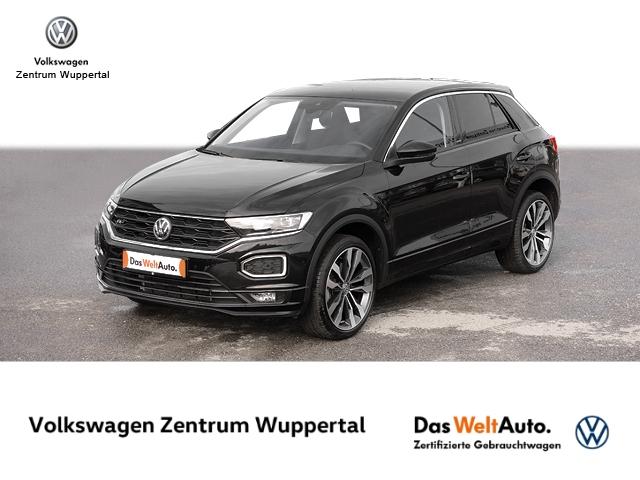 Volkswagen T-Roc UNITED DSG NAVI LED VC AHK SHZ PDC, Jahr 2020, Benzin