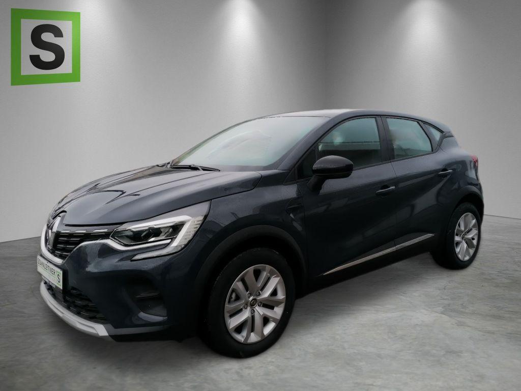Renault Captur TCe 100 EXPERIENCE 1853, Jahr 2020, Benzin