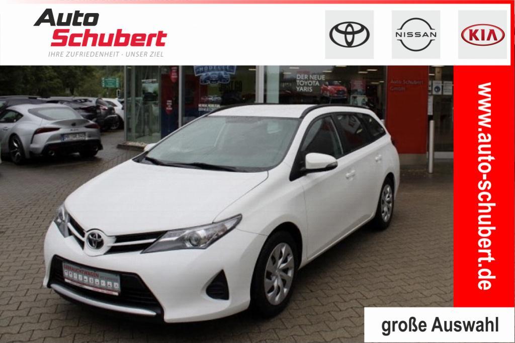 Toyota Auris 1.33 Dual-VVT-i Touring Sports Cool+AHK+Klima, Jahr 2014, Benzin