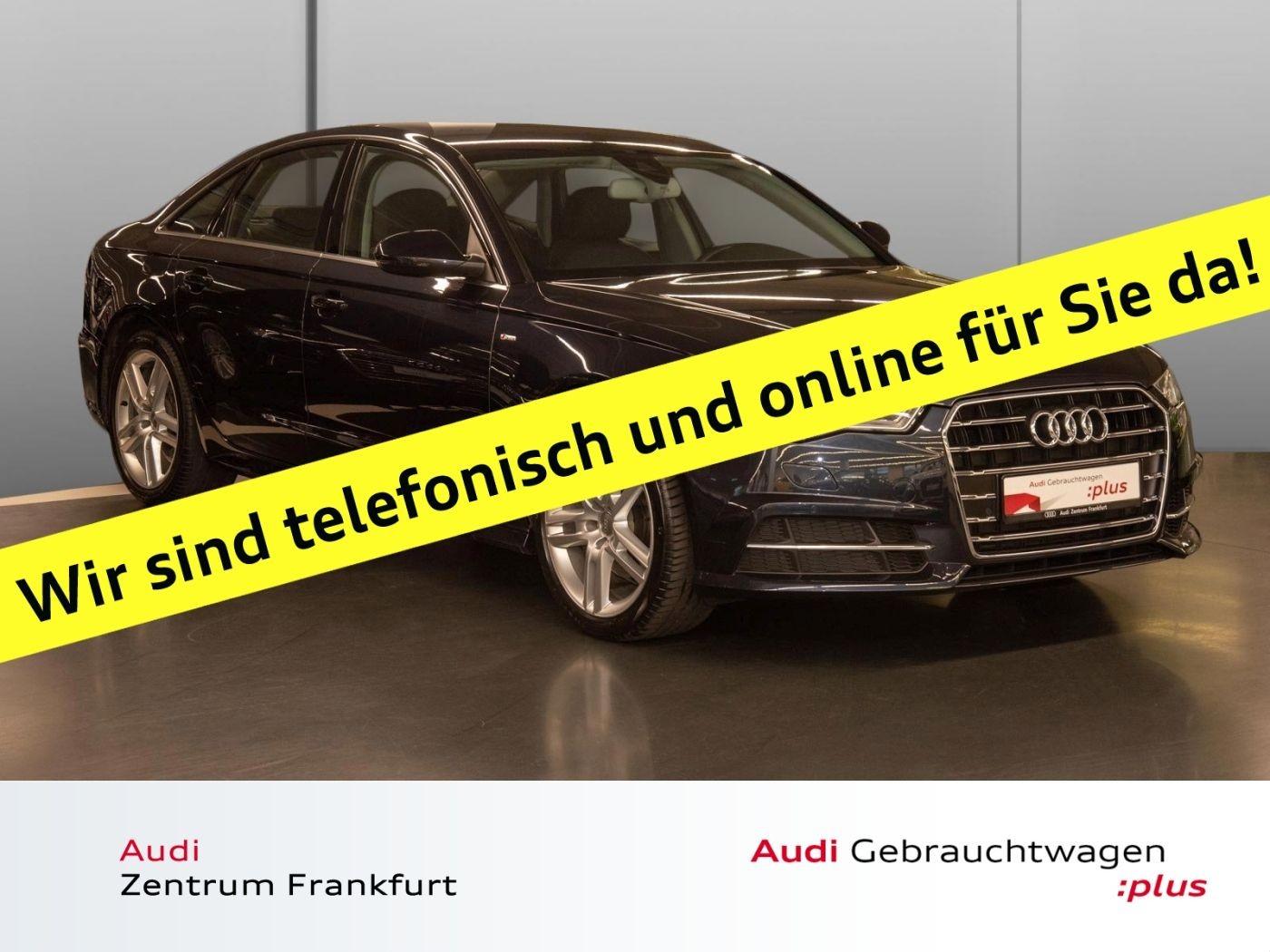 Audi A6 1.8 TFSI ultra S tronic S line Matrix-LED Navi Bose, Jahr 2016, Benzin
