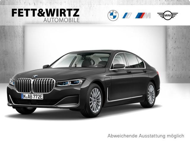 BMW 745e Limousine HUD Leas. ab 915,- br. o. Anz., Jahr 2020, Hybrid