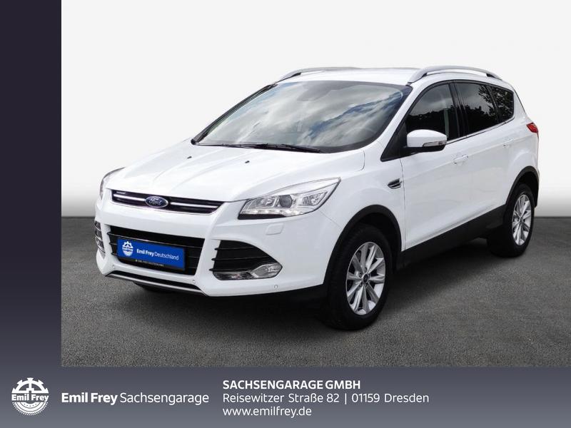 Ford Kuga 2.0 TDCi 4x4 Titanium AHK, Jahr 2017, Diesel