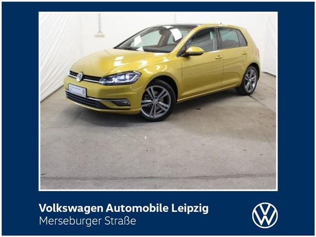 Volkswagen Golf VII 1.5 TSI Comfortline *ACC*AHK*DAB*Navi*, Jahr 2017, Benzin