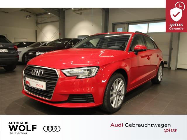 Audi A3 Sportback 35 TDI S-tronic Navi+ Xenon DAB, Jahr 2019, Diesel
