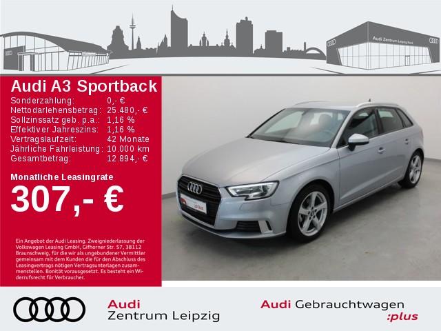Audi A3 Sportback 35 TFSI sport S tronic *Xenon*Navi*, Jahr 2019, Benzin