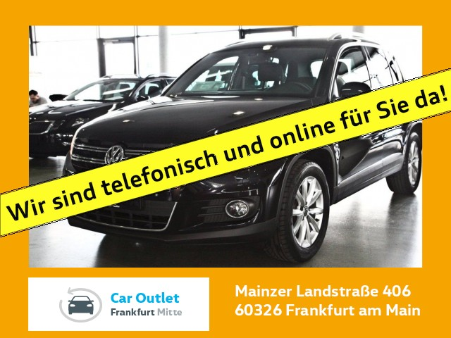 Volkswagen Tiguan 2.0 TDI Lounge Navi Klima Rückfahrkamera Tiguan 2.0BMTSPORTFR110 TDIM6F, Jahr 2016, Diesel