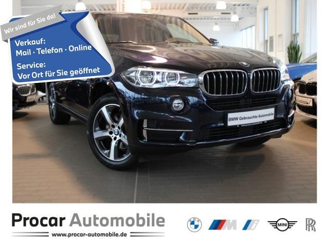 BMW X5 xDrive30d DA+ HeadUp AHK LED DAB H/K Sitzluft, Jahr 2017, Diesel