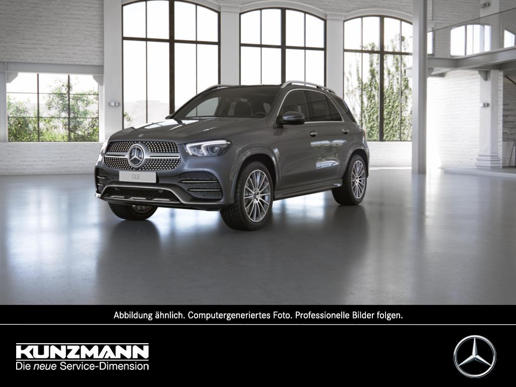 Mercedes-Benz GLE 400 d 4MATIC AMG MBUX Navi LED Panorama 360°, Jahr 2021, Diesel