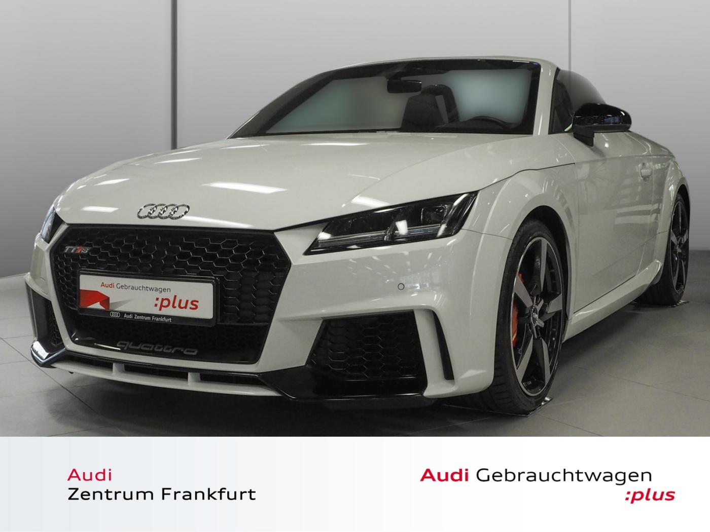 Audi TT RS Roadster 2.5 TFSI quattro S tronic LED Tem, Jahr 2018, Benzin