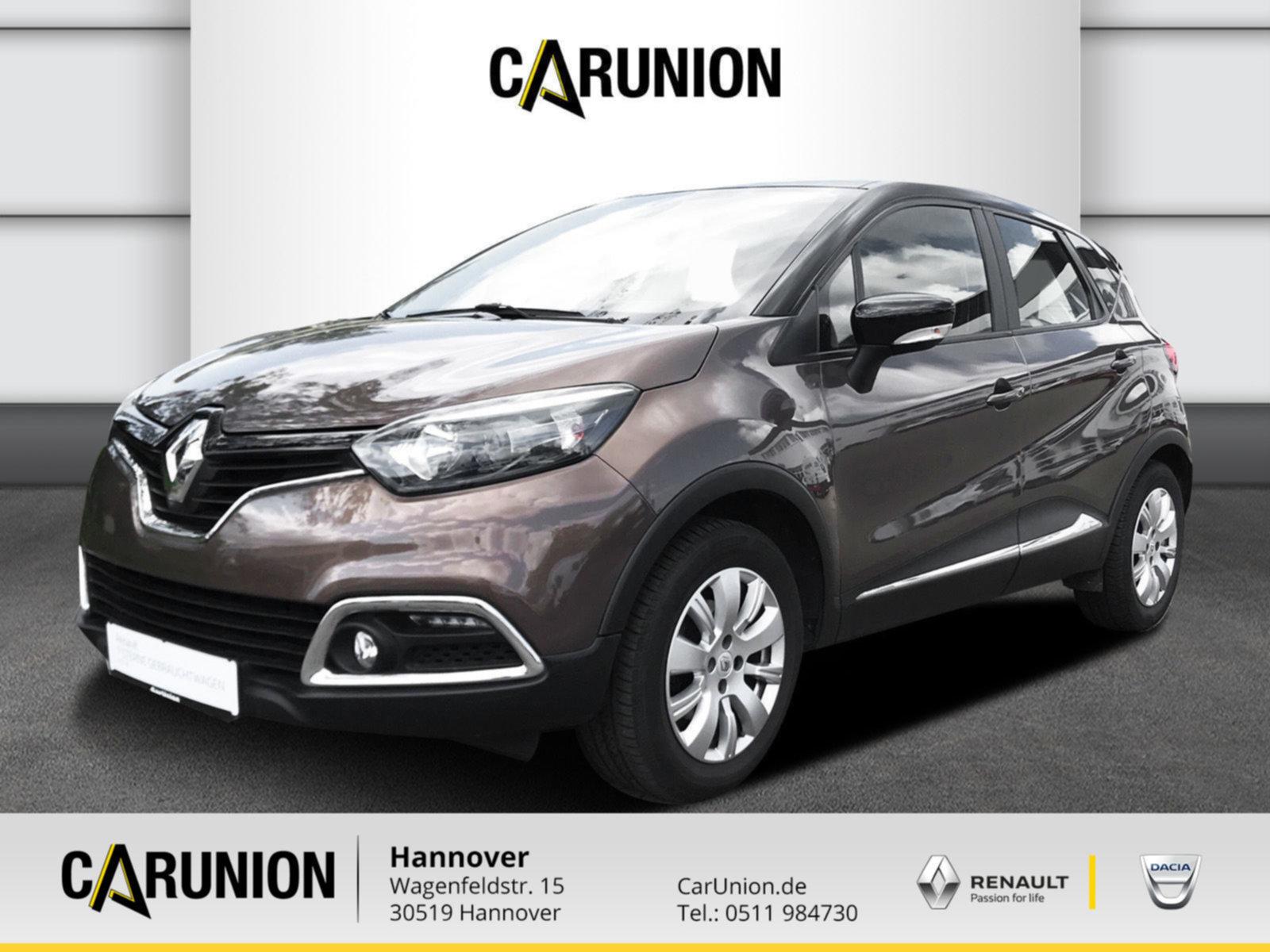 Renault Captur DCi 90 Dynamique, Jahr 2015, Diesel