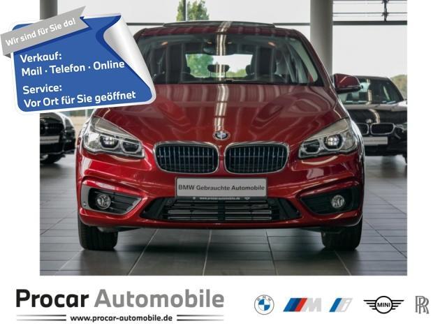BMW 225 Active Tourer xe iPerformance Steptronic Advantage Navi Automatik Tempom.aktiv Panoramadach Bluetooth MP3 Schn., Jahr 2017, Hybrid