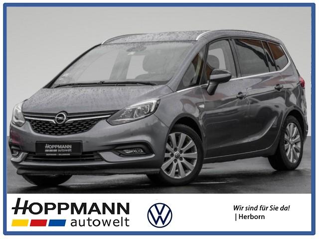 Opel Zafira 1.4 Turbo NAVI Rückfahrkamera 7-Sitzer, Jahr 2017, Benzin