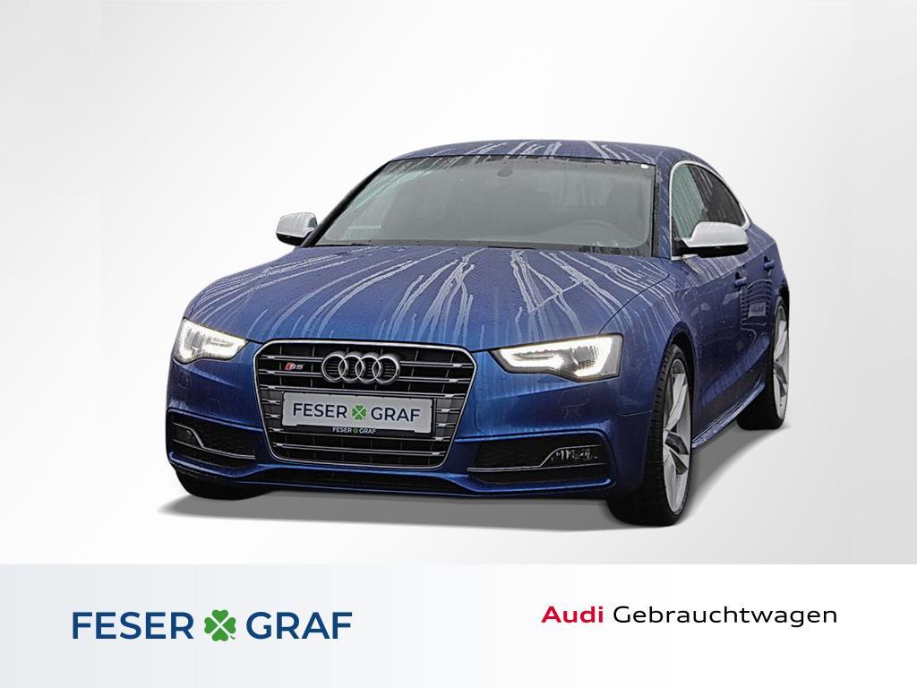Audi S5 Sportback /Standhzg/Navi/LMR 20, Jahr 2016, Benzin