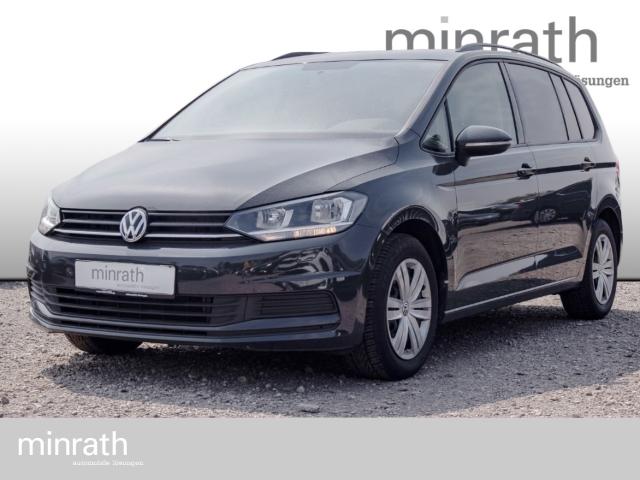 Volkswagen Touran Trendline BMT 1.6 TDI AHK Klima SHZ, Jahr 2017, Diesel