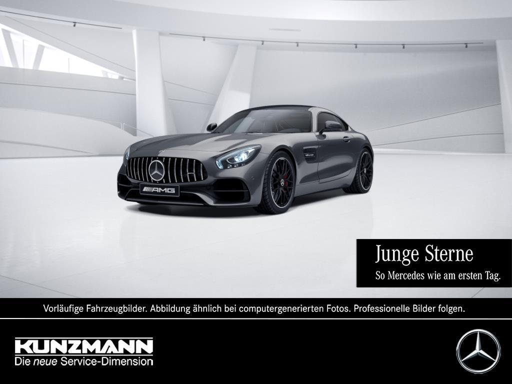 Mercedes-Benz AMG GT S Comand LED Distronic Panorama, Jahr 2017, Benzin