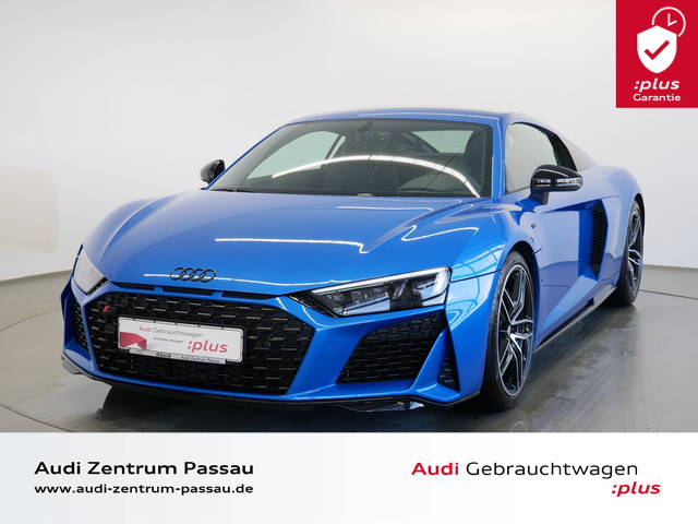 Audi R8 Coupe V10 RWD S tro./LED/NAVI+/virt. Cock./PDC+/SHZ, Jahr 2019, Benzin