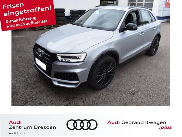 Audi Q3 sport 2.0 TFSI quattro S-line LED-SW AHZV, Jahr 2018, Benzin