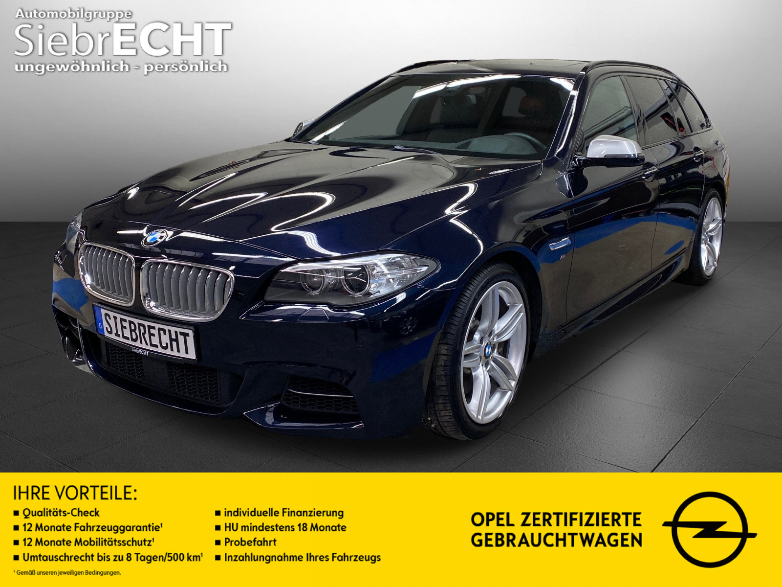 BMW M550 M550d xDrive 3.0 T D AT* Navi*4x4*Bi-Xenon*, Jahr 2015, Diesel