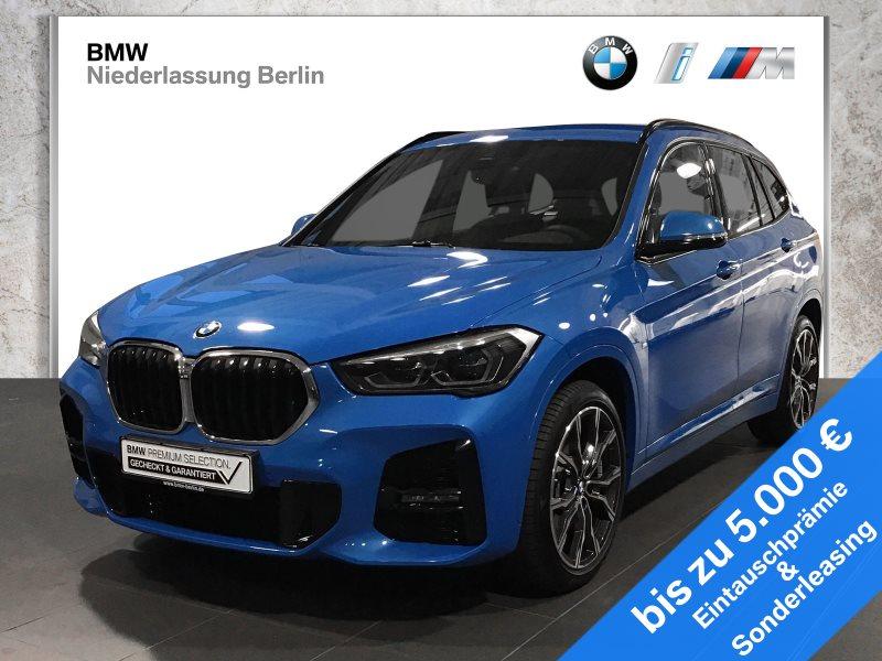 BMW X1 xDrive20d EU6d-Temp Aut. M Sport LED Navi AHK, Jahr 2019, Diesel