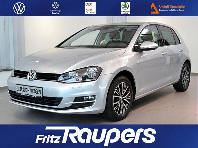 Volkswagen Golf VII 1.2 TSI BMT Allstar, Jahr 2016, Benzin
