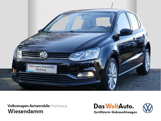 Volkswagen Polo 1,2 TSI Highline LM Tempomat Klima Navi, Jahr 2017, Benzin