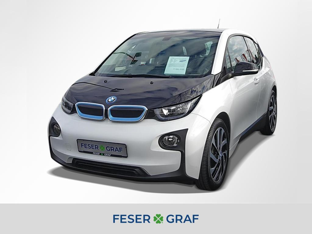 BMW i3 REX - NAVI,PDC,SHZ,BLUETOOTH,TEMPOMAT, Jahr 2015, Elektro