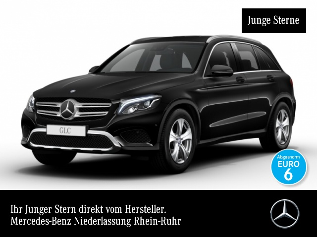 Mercedes-Benz GLC 220 d 4M Exclusive Distr. COMAND LED EDW PTS, Jahr 2016, Diesel