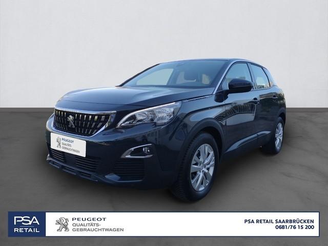 Peugeot 3008 Active 1,2l130PS Navi|Kamera|LM-Felgen|DAB, Jahr 2017, Benzin