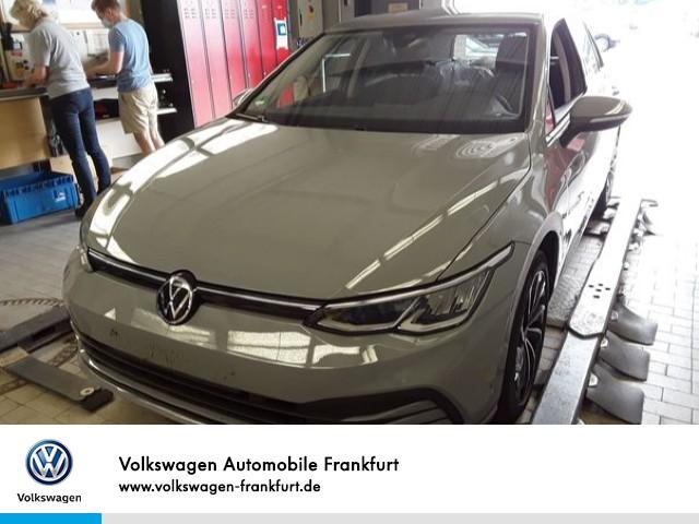 "Volkswagen Golf VIII 1.0 TSI United Alu17"" Navi LED, Jahr 2020, petrol"