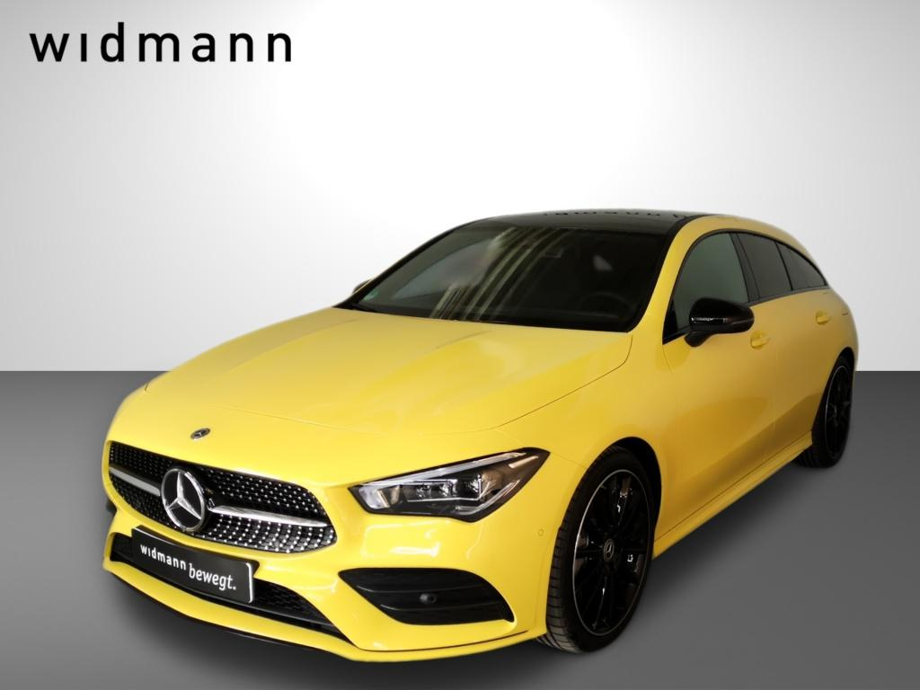 Mercedes-Benz CLA 250 Shooting Brake *LED*Easy Pack*Pano*AMG*, Jahr 2020, Benzin