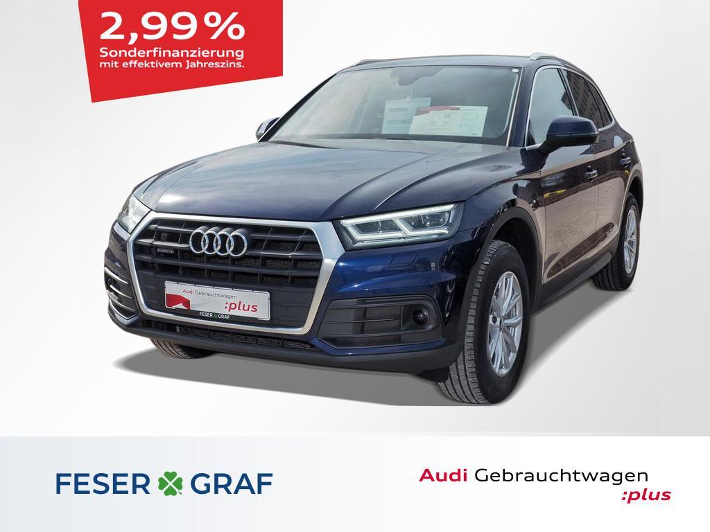 Audi Q5 2.0 TDI quattro ACC LED Standhzg Kamera, Jahr 2018, Diesel